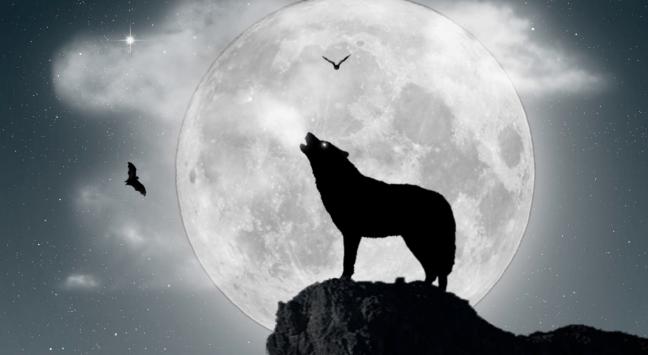La primera luna llena del 2021
