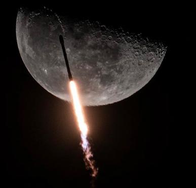 SpaceX supera un nuevo récord.